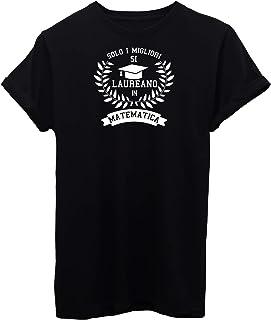 iMage T-Shirt Laurea Matematica università Regalo Laureato - Eventi - by
