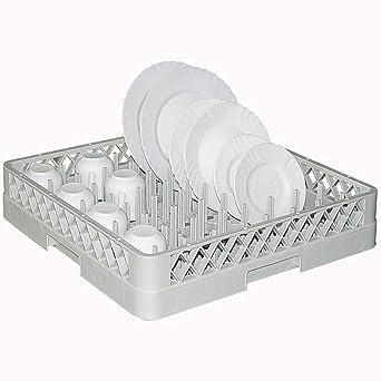 Platos – Escurreplatos para lavavajillas, 500 x 500 x 100 mm ...