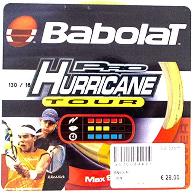 Babolat Pro Hurricane Tour 16G Tennis String