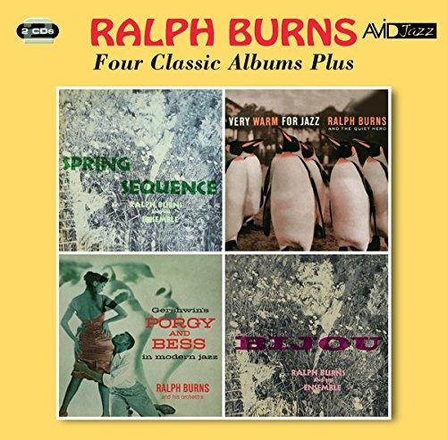 4 Classic Albums (Spring Sequence / Very Warm For Jazz / Bijou / Porgy & Bess In Modern Jazz)