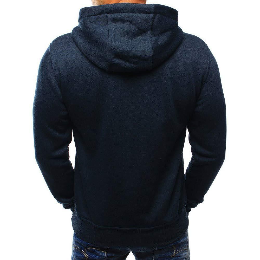 Amazon.com: IEason Men Top Mens Long Sleeve Autumn Winter Casual Sweatshirt Hoodies Top Blouse Tracksuits: Clothing