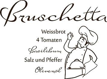Grazdesign Spruche Fur Die Kuchenwand Bruschetta Tattoo Kuchen