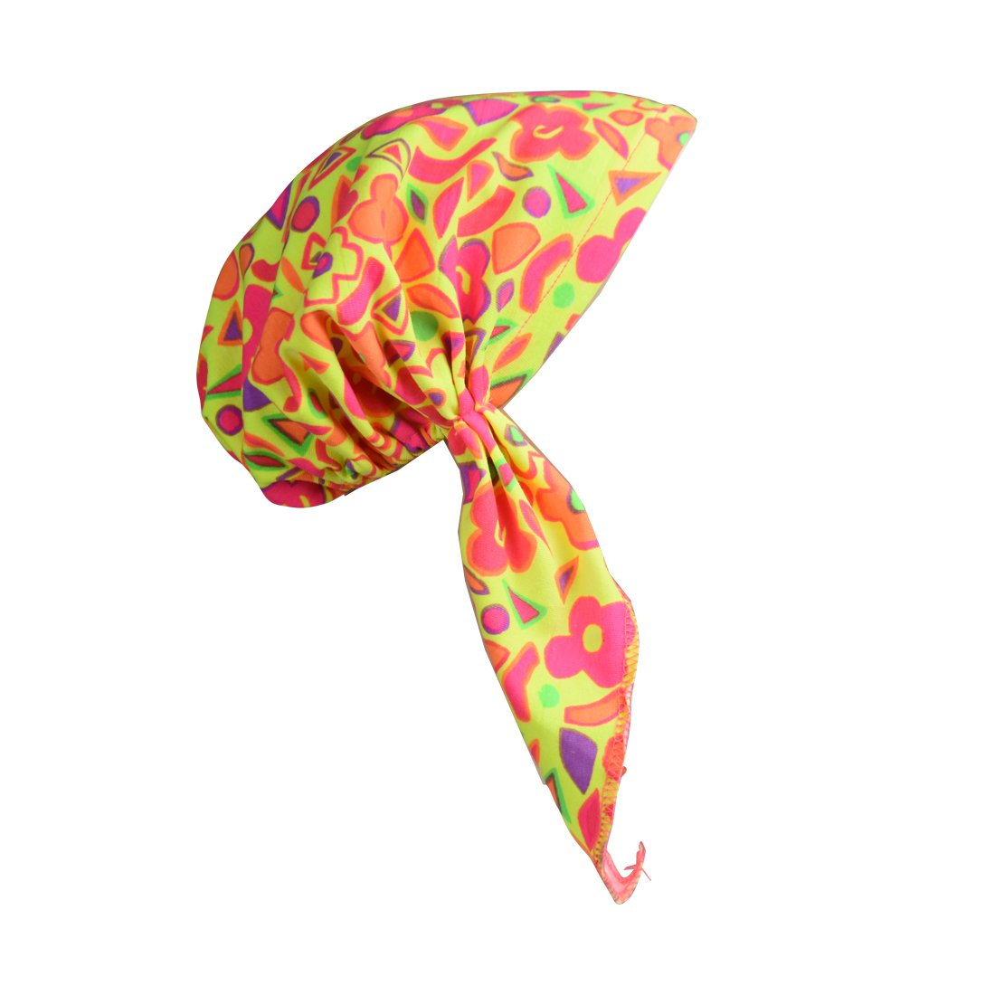 Chemo Cap Pretied for Girls Soft Cotton Cancer Scarf - Made in the USA LDPTK0081