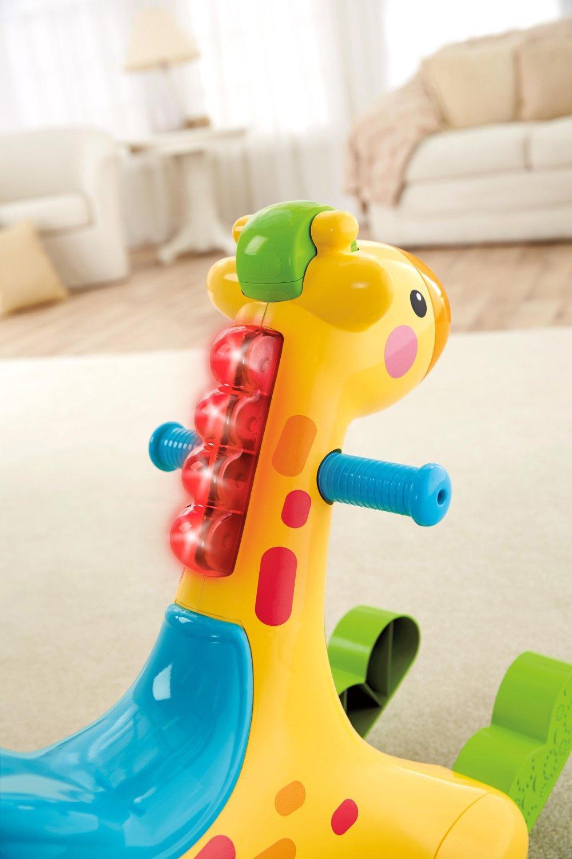 Raffa La Dondolo Giraffa.Mattel Bbw07 Fisher Price Raffa La Dondologiraffa Amazon It