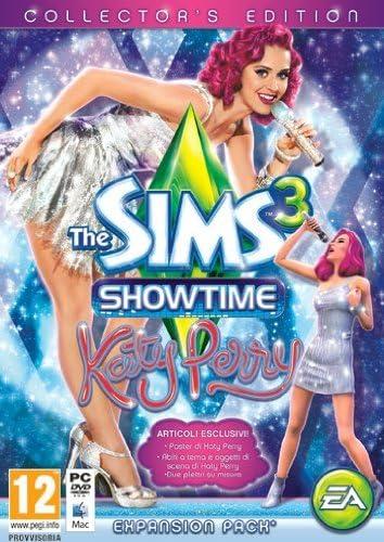 Gioco Pc Sims 3 Showtime Amazon Co Uk Electronics