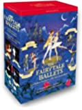 Les Ballets Féériques. Delibes : Copélia. Prokofiev : Cendrillon. Tchaikovski : Le lac des cygnes, La Belle au bois dormant.