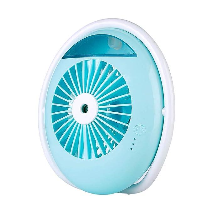 JiaMeng Ventilador Mini Ventilador USB Silencioso ...