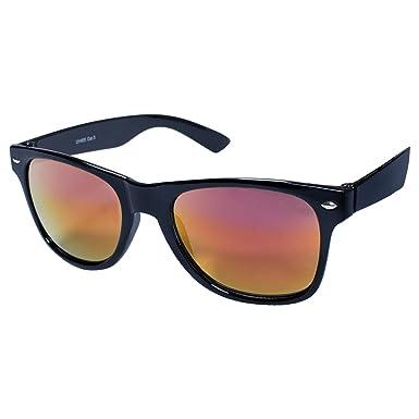 Ciffre-UV®400 Lunettes de Soleil STYLE Nerd Retro Vintage Norme UV 400  Lunette 5c97f6bc7d42