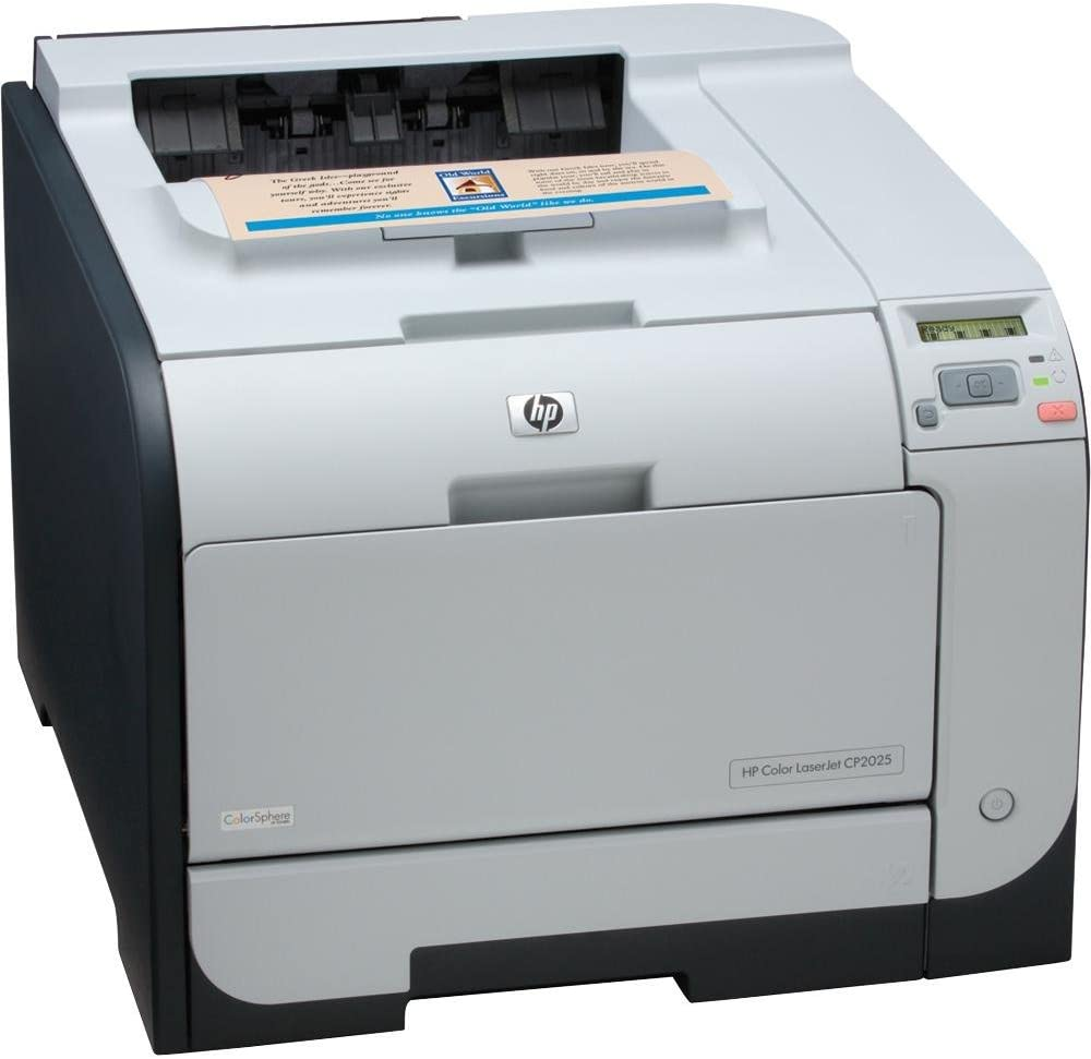 HP CP2025DN Color LaserJet Printer (Renewed)