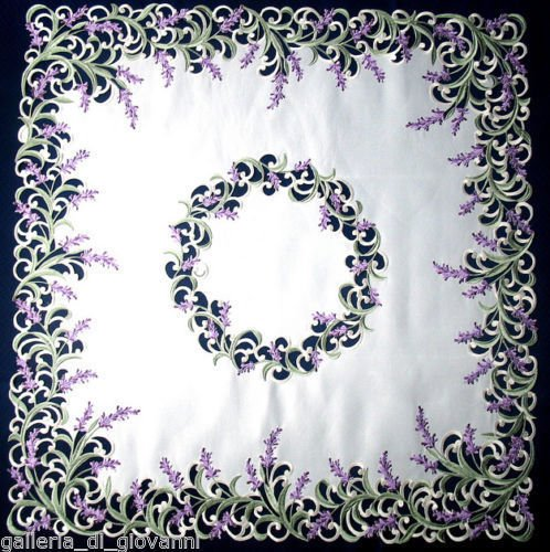 - Embroidered Table Topper 33