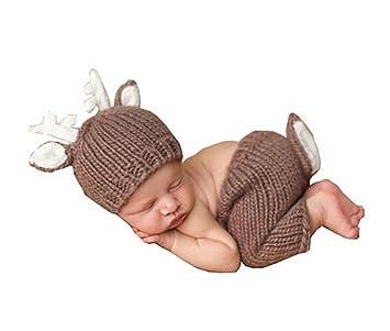 Jastorebonita Ciervo Disfraces para Bebé Fotografía Infantil Bebé ...