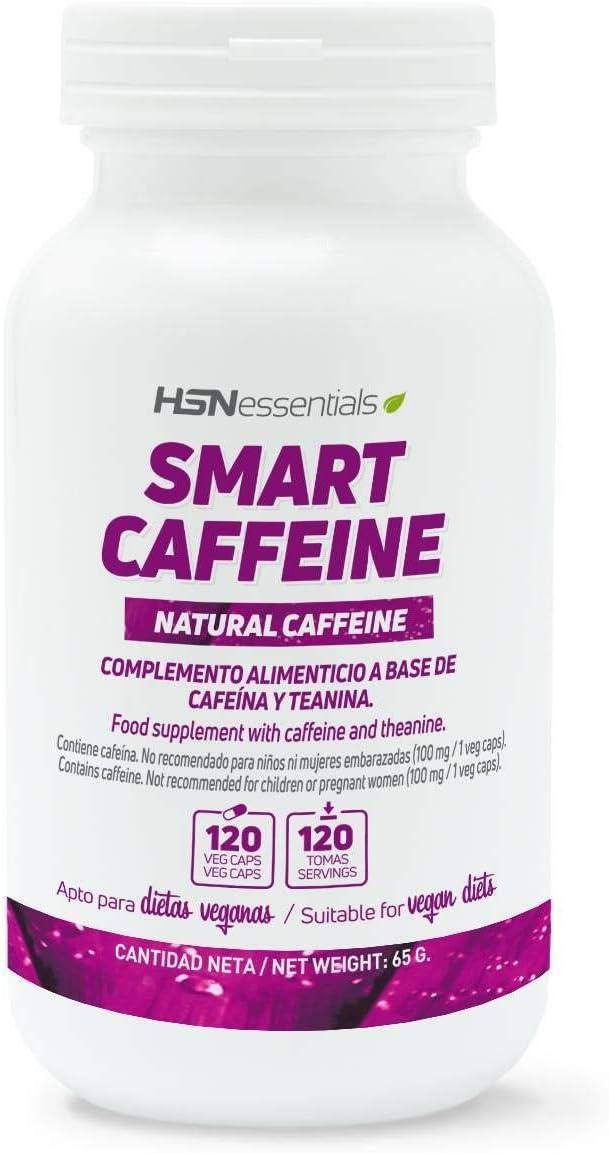 Nootrópico Natural de HSN | Cafeína Inteligente (Smart Caffeine ...