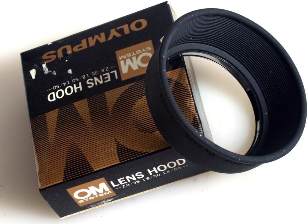 Olympus Rubber Lens Hood New in Box 50 1.4 Plus