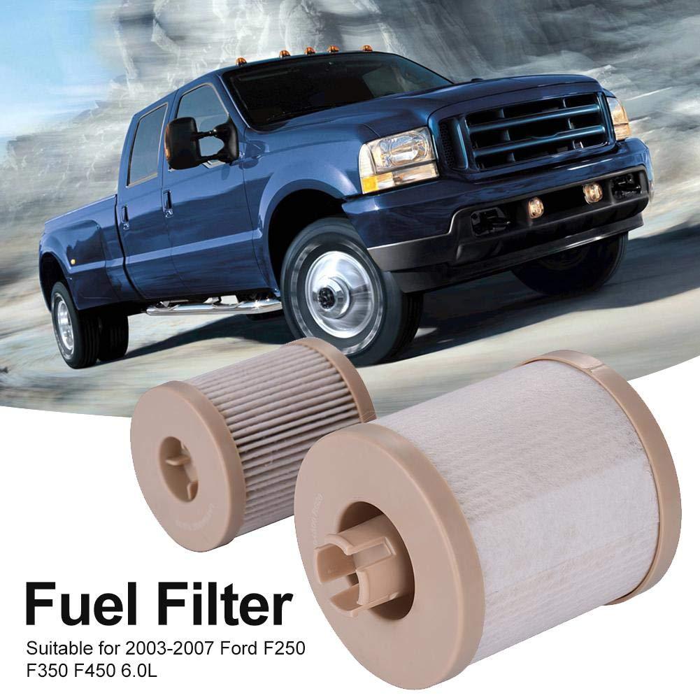 OE: FD4604 FD4616 Jialai for Ford F2 50 F350 F450 6.0L Fuel Filter 2003-2007