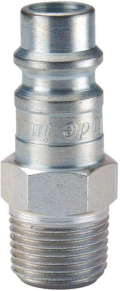 Parker Rf-254-6mp Quick Coupling Male Nipple,3//8 In