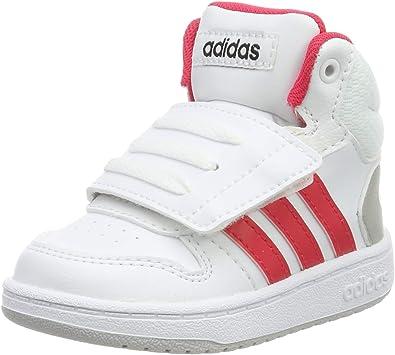 adidas Hoops Mid 2.0 i, Baskets Mixte bébé, Bianco (FTWR White ...