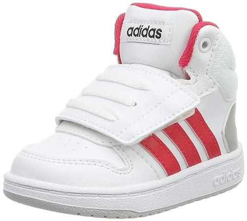 adidas Baby Jungen Hoops Mid 2.0 I Sneaker