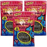 : Crazy Dog TrainMe Treats Bacon Flavor, 4 oz, Pack of 3