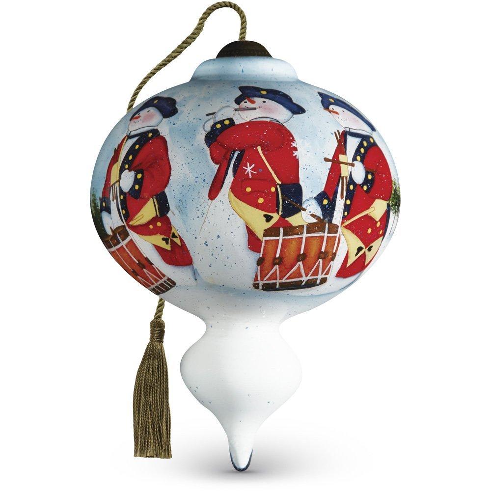 Ne'Qwa Art, Christmas Gifts, Colonial Snowmen