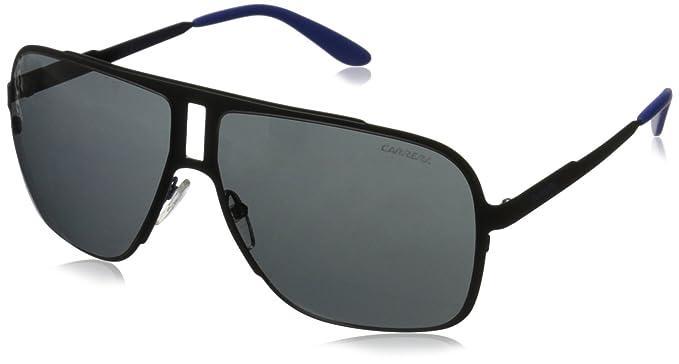 484a6a70b6 Carrera Gradient Aviator Men's Sunglasses - (CARRERA 121/S 003 62IR|62|Grey  Color): Amazon.in: Clothing & Accessories