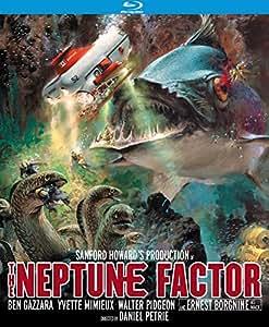Neptune Factor, the (1973) [Blu-ray]