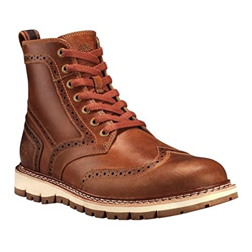 ed3c43879fe6 Timberland Mens Britton Hill Wing Tip Boot NWP  Amazon.co.uk  Shoes ...