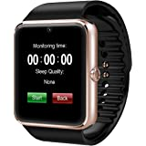 Padgene Fashion NFC Bluetooth GSM Smart Watch with Camera for Samsung S5 / Note 2 /