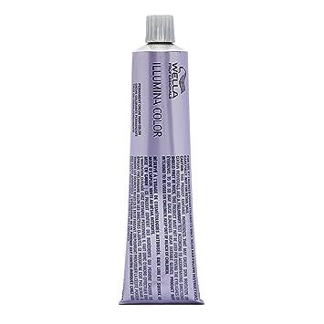 Amazon.com : Wella Illumina Permanent Creme Hair Color, 5/81 Light Brown/Pearl Ash, 2 Ounce : Beauty