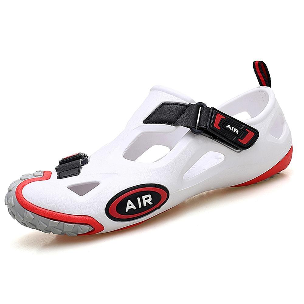 Kemosen Chaussures Aquatiques Femme Homme Sandales Sabots Chaussons Été Antidérapant Séchage Rapide Pantoufles de Jardin Tailles 35-45