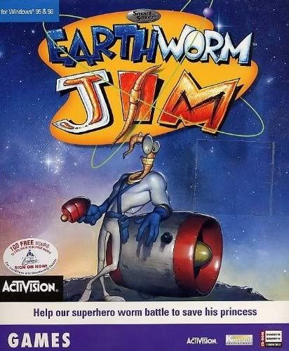 Earthworm Jim Jewel Case PC product image
