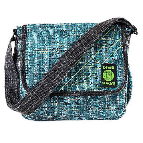 Mini Messenger - Adjustable Shoulder Bag w/Spacious Storage (Glass)