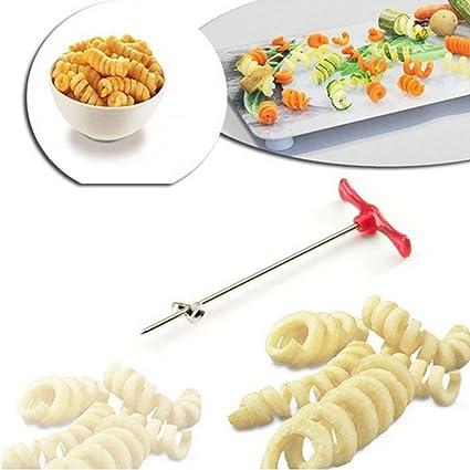 Amazoncom Potato Slicer Spiral Potato Spiral Cutter