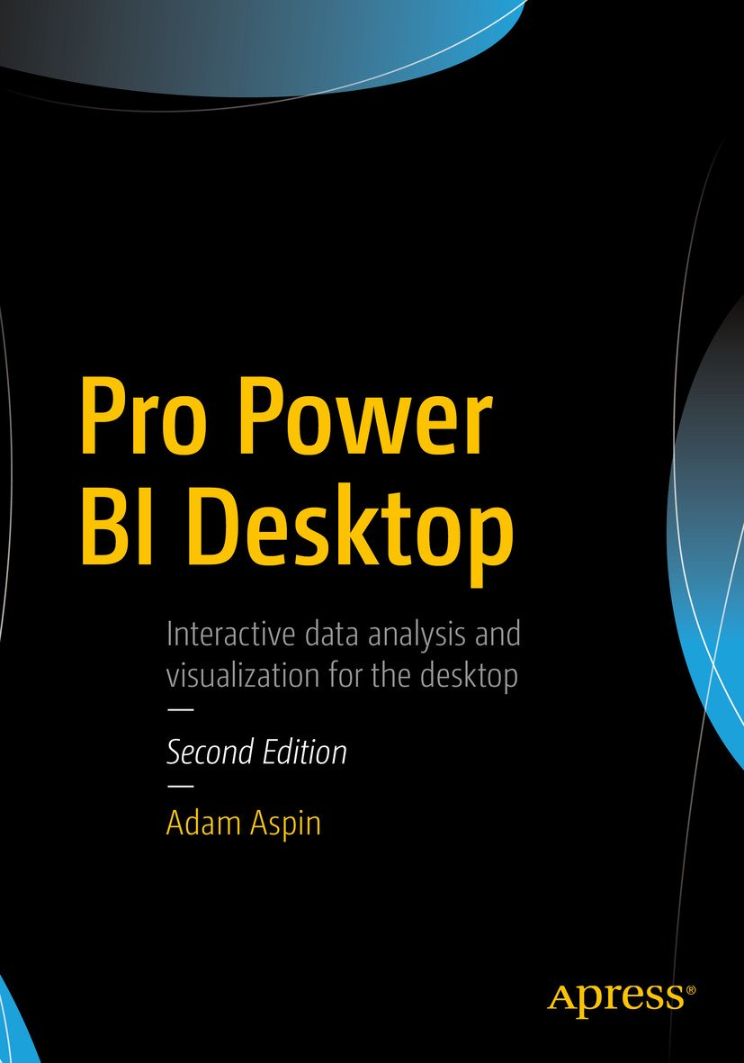 Pro Power BI Desktop  English Edition