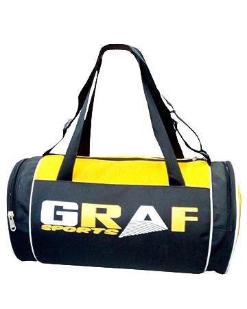 eb041c81962c Buy GaWin Black GRAF Gym Bag