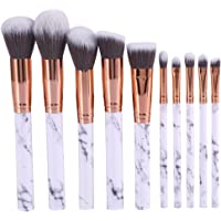 Set de pinceles de maquillaje, 2 tipos Nueva base de cejas Eye Shadow Blush Concealer Blending Powder Cosmetic Tool Kit(#2)