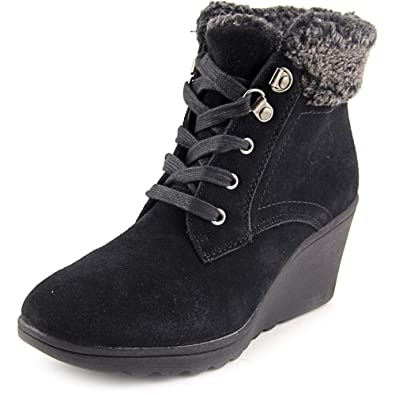 Kipper Women US 9.5 Black Winter Boot