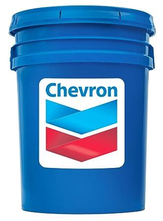 Chevron Rando HD ISO 32 - Anti Wear Hydraulic Oil Fluid, 5 Gallon Pail
