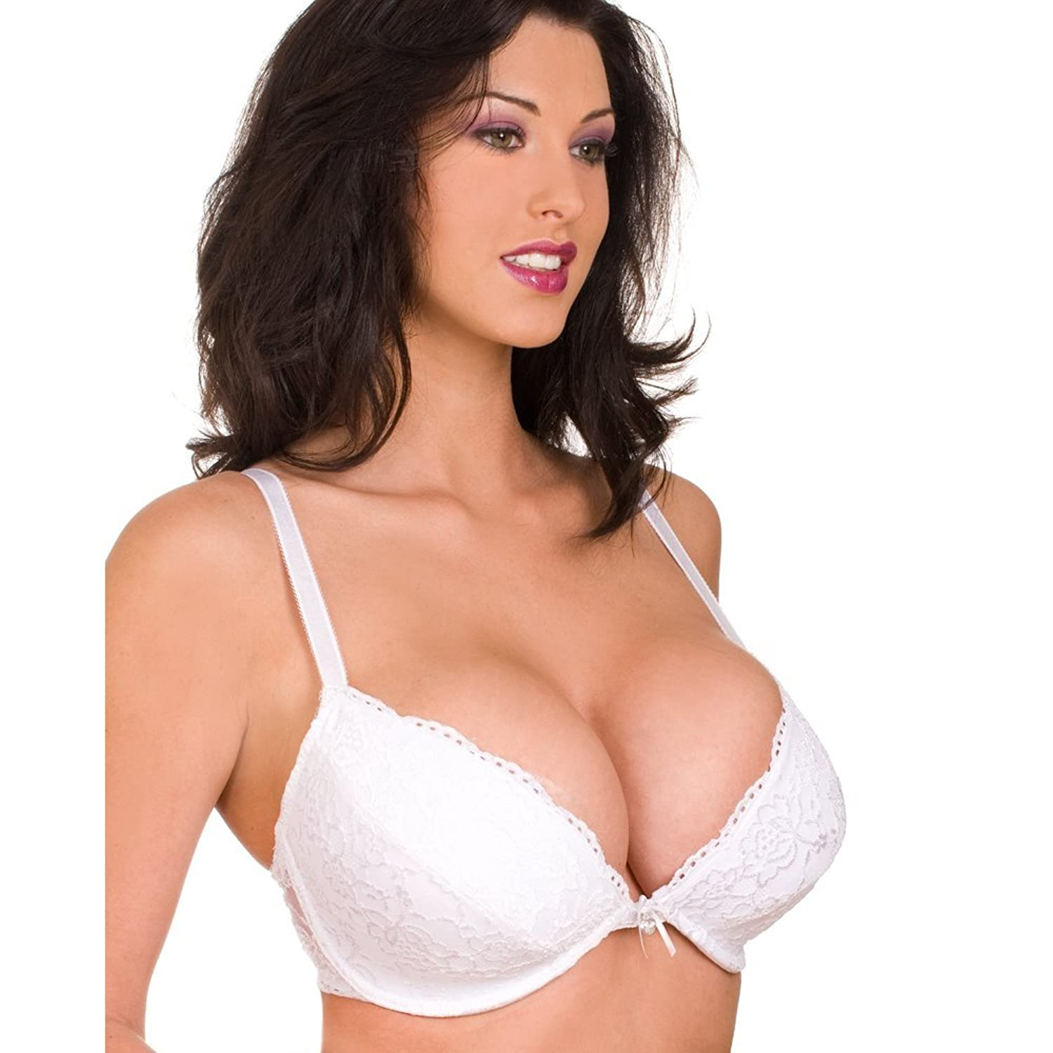 Lingerie Big Breast Natural