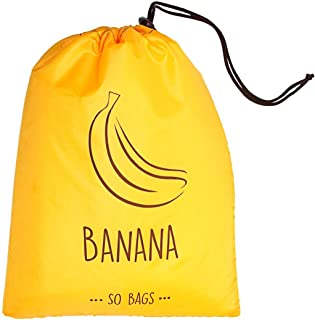 Keep Bananas Fresh Up To 2 Weeks - Stop Food Waste With Reusable Storage Bag by  sc 1 st  Amazon.com : banana storage bags  - Aquiesqueretaro.Com