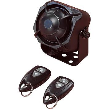 Alarma fácil de instalación con mando a distancia/sensor de ...