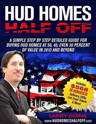 The Official HUD Homes Half Off book (Hud Homes)