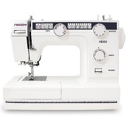 Amazon Necchi HD40 Mechanical Sewing Machine Everything Else Mesmerizing Necchi Sewing Machine