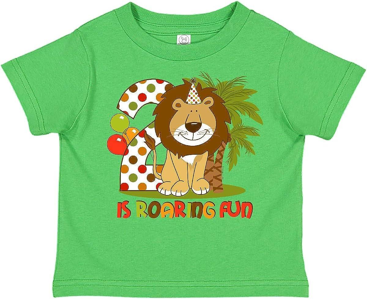 inktastic Little Monkey Girl 3rd Birthday Toddler T-Shirt