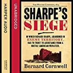 Sharpe's Siege: The Winter Campaign, 1814: The Sharpe Series, Book 18 | Bernard Cornwell