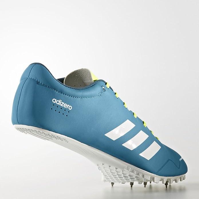 online store 75778 78aa0 adidas Unisex-Erwachsene Adizero Prime Sp Laufschuhe, blau Amazon.de  Schuhe  Handtaschen