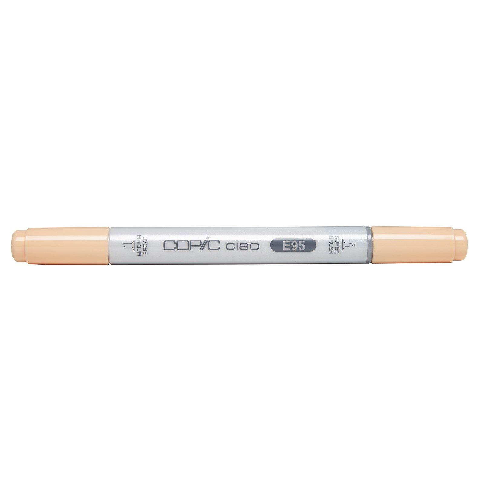 Copic Ciao Markers, Flesh Pink/Tea Orange
