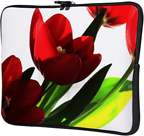 12 Inch Ultrabook Netbook Tablet Canvas Fabric Print Pattern Protective Carrying Bag Cover Permiak Laptop Sleeve Compatible MacBook Air