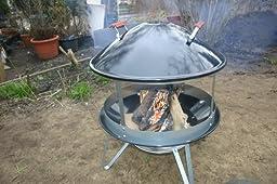 Weber 2726 Fireplace Feuerschale: Amazon.de: Garten