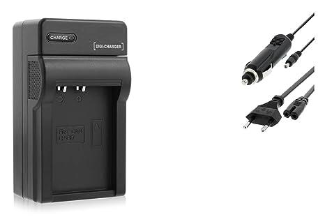 Cargador (Coche/Corriente) para Canon LP-E17 / Canon EOS 750D, 760D / EOS M3