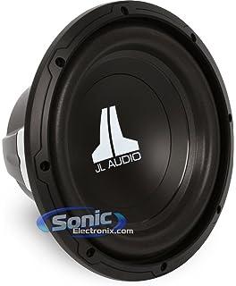 Amazon.com: Rockford Fosgate P3D4-10 Punch P3 DVC 4-Ohm 10-Inch 500 ...